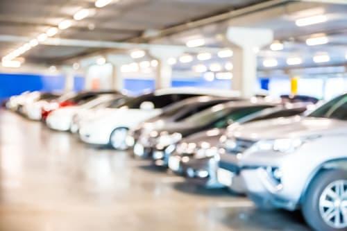 Freie Garagenplätze Überbauung hofstett.ch
