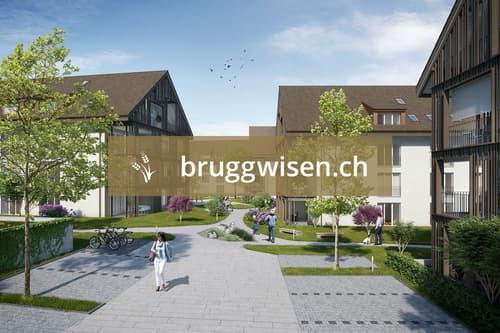 Wohnen in der Bruggwisen-Überbauung