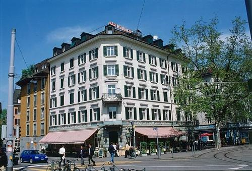 Sanierte 3-Zimmerwohnung direkt beim Zürich-HB