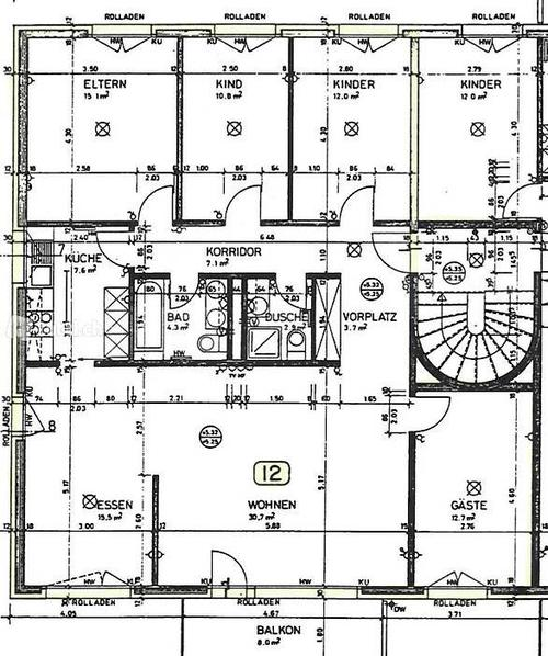 5,5-Zimmer Wohnung in Flamatt zu verkaufen