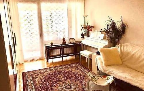 Schöne Wohnung / Joli appartement