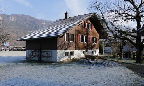 Einfamilienhaus mit Garten zu vermieten