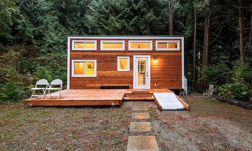 Tiny House Projekt
