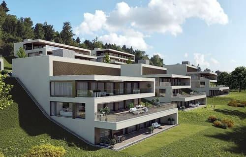 Terrassen Einfamilienhaus (links), Neubau 2023