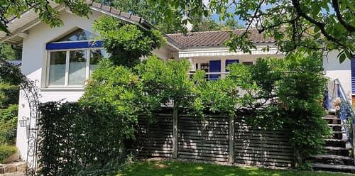 Freistehendes 6.5 Zi Einfamilienhaus mit schönem Garten