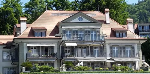 Traumhaft schöne Wohnung am Thunersee