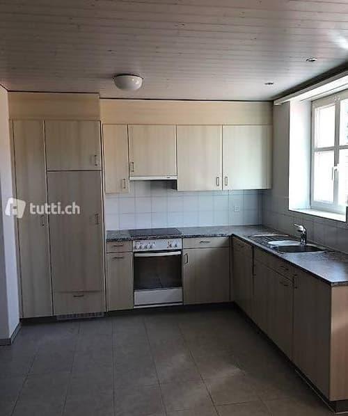 Renovierte 3-Zi. Ferien - Wohnung im Emmental unmöbliert