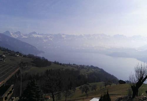 See- und Bergsicht, Ruhe, auch befristet oder an Wochenenden