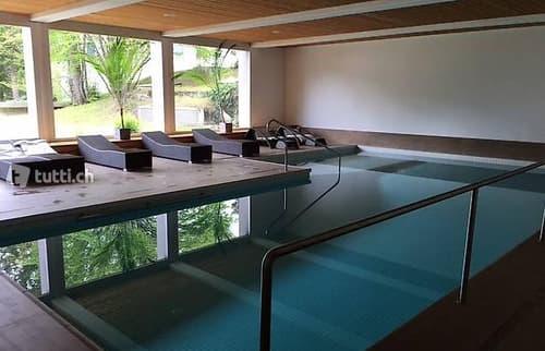 möbliertes Studio inkl. NK, TG Schwimmbad und Sauna