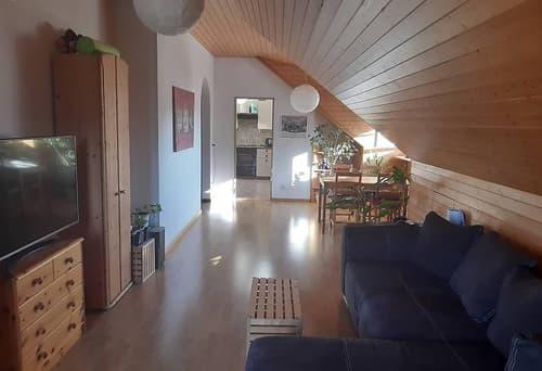 Schöne 2.5 Zimmer Dachwohnung