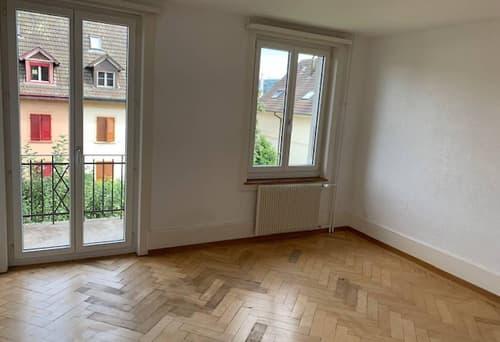 3-Zimmer Altbauwohnung im Mühlefeld-Quartier