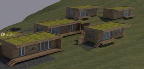 neue Ueberbauung im Grünen mit 2-Zimmer-Häusern Steffisburg