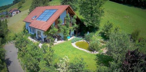 """Einfamilienhaus mit schönem Garten """"Reserviert"""""""