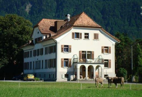 möbl. Zimmer, 9476 Weite im Rheintal