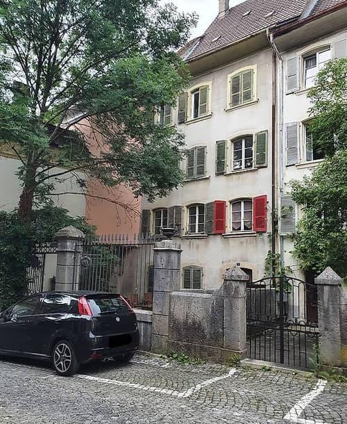 Porrentruy, Appartement de 2,5 pièces
