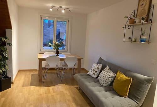 Gemütliche 3,5 Zimmer Wohnung in Münchenbuchsee