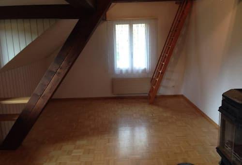 2.5 Dachzimmer Wohnung
