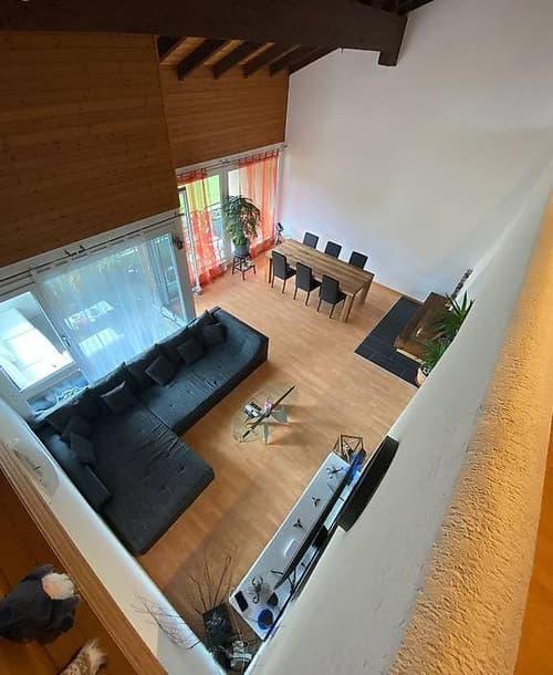 Nachmieter gesucht für Duplexdachwohnung 4,5 Zimmer
