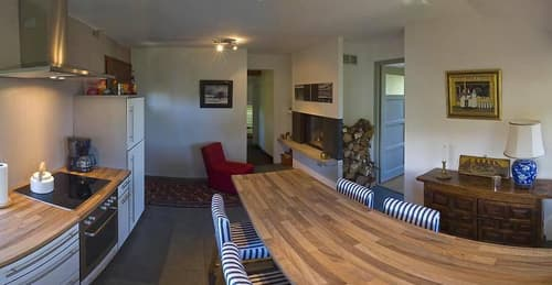 (103) Furnished 2BR flat in Dully in a Chalet ****