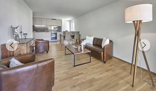 Wunderschön renovierte Wohnung per sofort verfügbar
