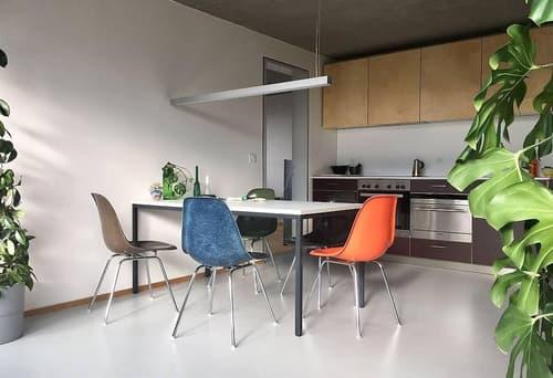 Helle, moderne 3 Zimmer Wohnung im 8. Stock mit Loggia