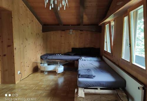 Schöne 3 Zimmer-Dachwohnung