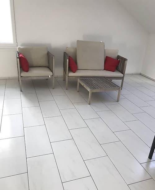 3 Zimmer Dachwohnung  zu vermieten
