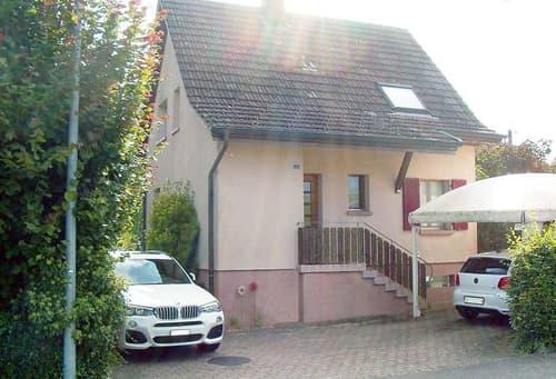 5-Zimmer-Einfamilienhaus - in Lotzwil (bei Langenthal)