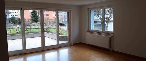 3.5-Zimmerwohnung an zentraler, ruhiger Lage