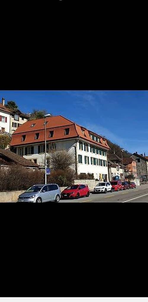 modern wohnen in ehemaligem Winzerhaus