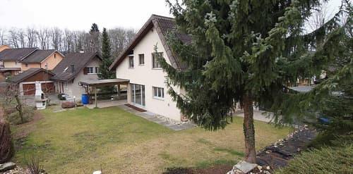 Haus mit Umschwung und Doppelgarage in Himmelried zur Miete