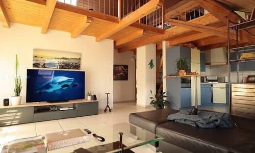 Schöne 3,5 Zimmer Wohnung mit Galerie sucht Nachmieter