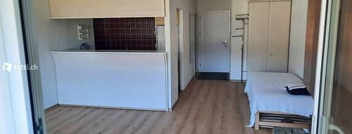 Studio 1.5 Zi-Wohnung Ferienwohnung ink Garage nurGanzjährig