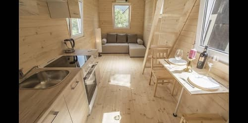 Cooles Tiny House