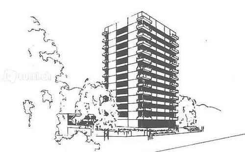 Eigentum in luftiger Höhe (7. Stock) direkt an der Aemme