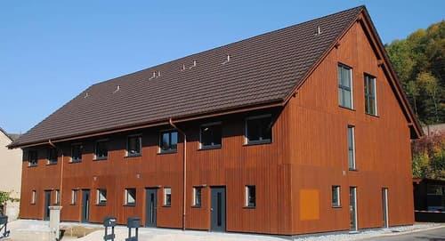 Reihenhaus in Hornussen zu verkaufen / Haus Nr. 3