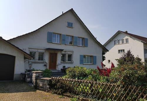 Wunderschönes Haus in Murten