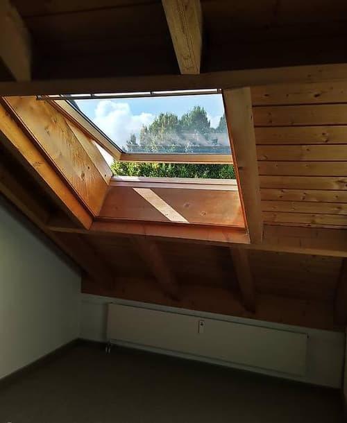 2 Zimmer Dachwohnung