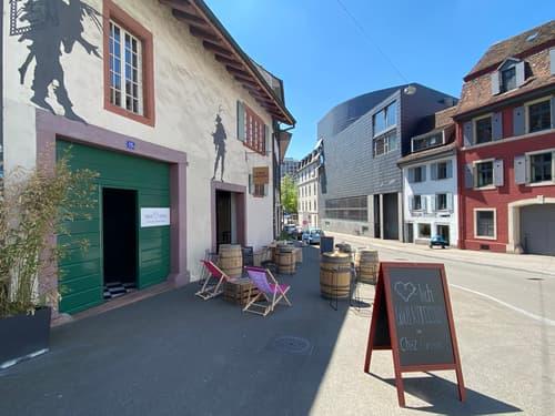 Wohnen im Zentrum von Basel in schöner Altbauliegenschaft
