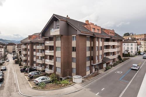 Auto-Box in St. Gallen