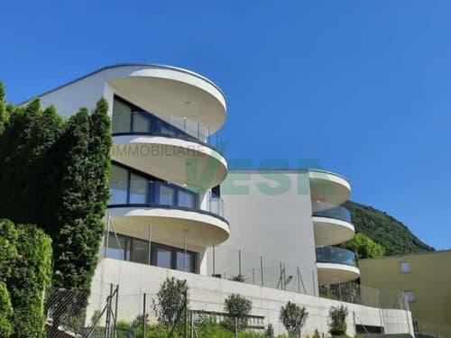 Nuova e moderna residenza in posizione tranquilla e strategica