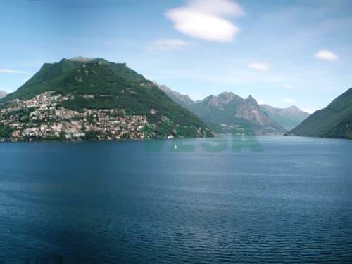 Bellissimo terreno con una spettacolare vista sulla baia di Lugano