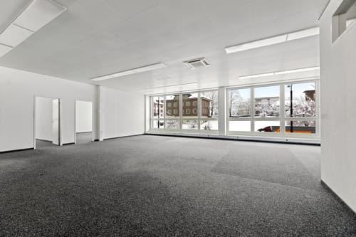 Büroräume an bester Lage im Zentrum von Ebikon