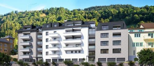 Investitionsprojekt - Mehrfamilienhaus Mira Glion