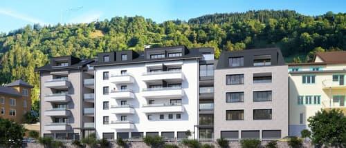 Investitionsprojekt -Mehrfamilienhaus Mira Glion