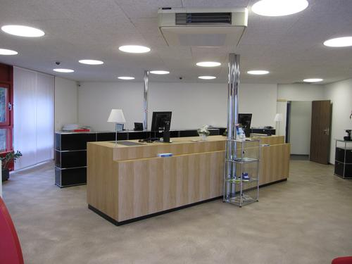 Gewerbe-/Bürofläche
