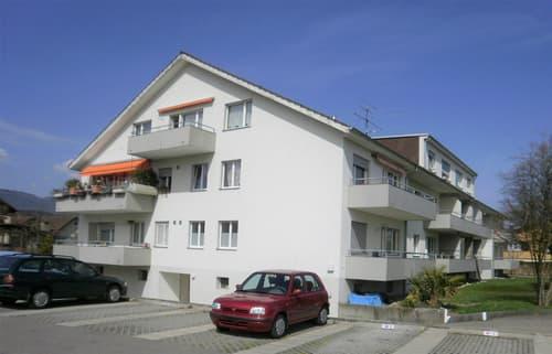 Schöne, helle 3 Zimmer Wohnung mit Balkon