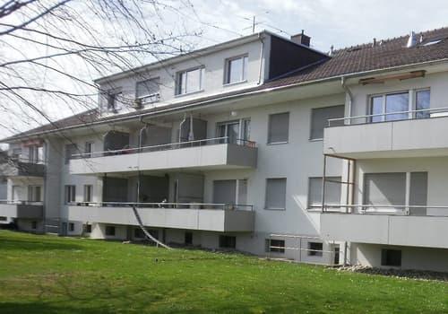 Schöne, grosszügige 3.5 Zimmer Wohnung mit Balkon