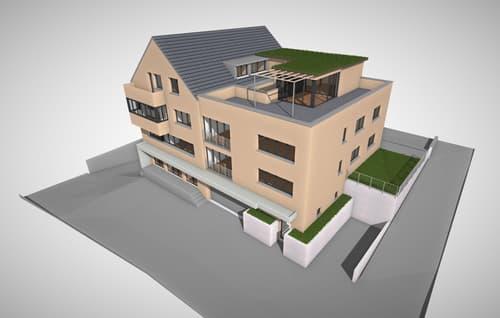 Verkauf von Flächen in Wohn- und Gewerbehaus für stilles Gewerbe (Ärzte, Zahnärzte, Anwälte etc.)