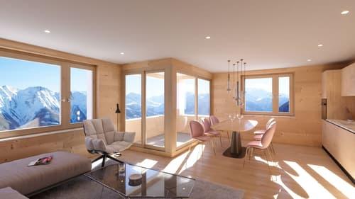 Aletsch Lodge & Spa, ein Resort mit Matterhornblick